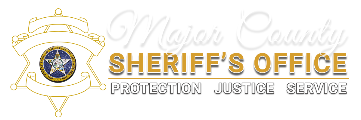 Major County Sheriff OK